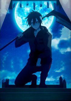 Satsuriku no tenshi Manga Anime, Anime Naruto, Anime Angel, Angel Of Death, Hot Anime Guys, I Love Anime, Couple Manga, Anime Lindo, Satsuriku No Tenshi