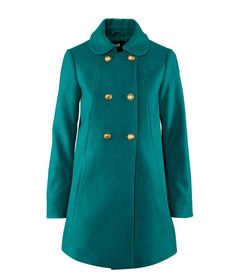 Saw this coat in the store and I'm so glad they have multiple things in this color for fall!