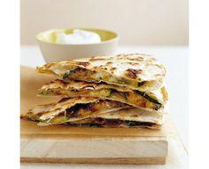 Zucchini Quesadillas Recipe | Food Recipes - Yahoo! Shine