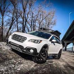 Customer project: @dc_kars Subaru Outback @lp_aventure edition. #lpaventure #bumperguard #liftkit #subaru #outback #lifted #skidplate @yakimaracks / @bfgoodrichtires / @fastwheelsalloy / @theoriginalsmittybilt / RTXline Photo: @dc_kars