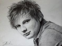 Ed Sheeran by dariemkova on DeviantArt