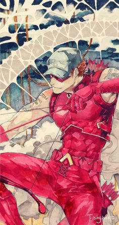 Roy Harper by fish-ghost(fish ghost is amazing)post:by maheliah