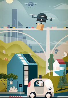 For a few years it seemed that Americans were moving mostly to the cities, but now the trends are toward the suburbs once again. Long-turn trends favor suburbs even more. One reason is the rise of Uber and other ride-sharing services. Uber helps users virtually everywhere, but in cities, there are subways and buses and walking might be an option. Uber therefore is swinging the advantage to the suburbs, or to spread out suburb-like cities such as Los Angeles. Self-driving vehicles are also…