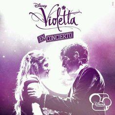 Violetta LIVE #Leonetta