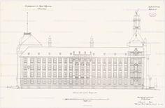 Titel   Geschäftsgebäude der Königlichen Regierung, Düsseldorf | Kieschke, Paul…