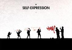 99 Steps of Progress - March of Progress Parody #Illustration   youandsaturation