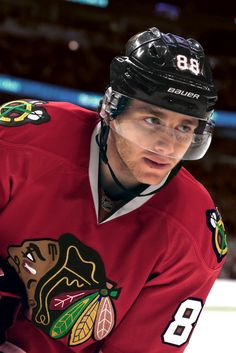 Patrick Kane, Chicago Blackhawks (sidthecaptain / Tumblr)