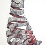 Unraveling Animals by Jaume Montserrat