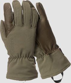 Norrona finnskogen dri Gloves for hunting - Norrøna® Hunting Gloves, Waterproof Gloves, Hand Warmers, Leather, Fashion, Moda, La Mode, Cairo, Fasion