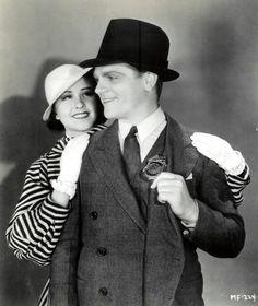 James Cagney and Margaret LIndsey