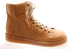 #Grünbein #Boots LOUIS Punkt beige