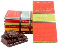 Chocolat Moderne Bars - Lime