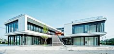 U Square - Thailand  Atelier of Architects