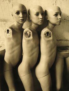 Lost by Fralja3 DA - mannequins