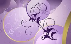 Lilac Vector flowers
