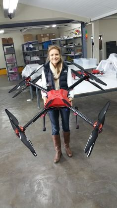 The Pinterest 100: Tech; Do-it-yourself drones, because everyone wants to be a Maverick.