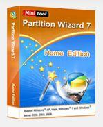 Logiciel gratuit MiniTool Partition Wizard 7.1 2012 Licence gratuite freeware gestionnaire de partition    MiniTool Partition Wizard Home Edition est un logiciel de gestionnaire de partition gratuit conçu par MiniTool Solution Ltd. Le gestionnaire de partition prend en charge les systèmes d'exploitation 32/64 bit de Windows comprenant Windows XP, Vista et Windows 7.