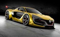 Renault Sport R.S. 01 : la nouvelle star des circuits