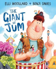Fee Fi Fo Fum! Find out how to draw the Giant of Jum, in this scary lesson by Benji Davies