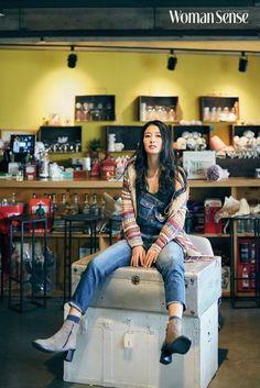 """황보 """"힐링했던 상수동 카페, 새로운 아지트에서 다시 시작"""" [화보] :: 네이버 TV연예"""