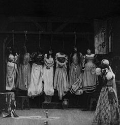 """Bluebeard (1901, dir. Georges Méliès) """"King Bluebeard turned all the keys of the castle over to his wife, saying, 'You may go anywhere in the castle, unlock everything, and look at anything you want..."""