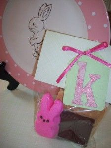#DIY :: Easter Peep S'more Kit