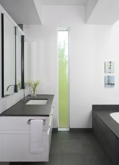Baroque-Slate-Countertops-trend-Dc-Metro-Transitional-Bathroom-Decorating-ideas-with-bathroom-mirror-dark-floor-floating-vanity-floor-tile-minimal-neutral-colors-picture-window-square.jpg (714×990)