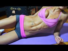 Pumped Up Sexy Abs Workout