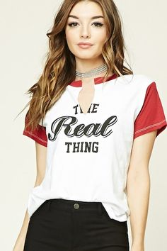 Playera The Real Thing