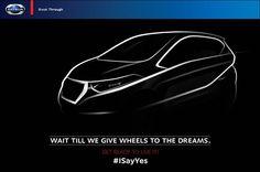 NEU-DELHI: Nissans Automobil-Marke Datsun wird seine bevorstehende Redi-Go am 14. April zu starten. Die Firma hat auch das erste Aussehen des Fahrzeug...