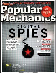 Popular Mechanics helps the reader master the modern world, presenting trusted information about his home, his car, his technology and the world around him. With tool tests, building projects, car reviews and more, Popular Mechanics shows the American man how to upgrade his life. And the magazine's analysis of the latest developments in technology and engineering keeps him in the know about the science behind the news-from alternative energy to military technology to digital privacy.