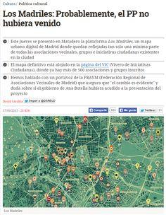 Los Madriles : probablemente, el PP no hubiera venido / @eldiarioes | #socialcities