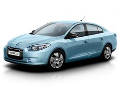 Loved driving the electric car Renault Fluence ZE at Better Place in Copenhagen this past Saturday (12-05-12)