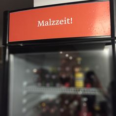 Malzzeit! #FridgeFriday No. 72