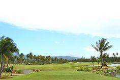 International golf club - Rio Grande, Puerto Rico features 36 holes of championship golf.