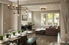 Property Photo 11  The steps seen on the right side of this photo lead you to a room that is wired for surround sound making it a perfect th...