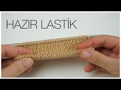 it is so easy make it … rib stitch knitting like buy from stores for beginners / Figen Ararat - Crochet Knitting Blogs, Knitting Projects, Crochet Projects, Knitting Patterns, Crochet Motifs, Crochet Stitches, Crochet Hooks, Rib Stitch Knitting, Baby Knitting