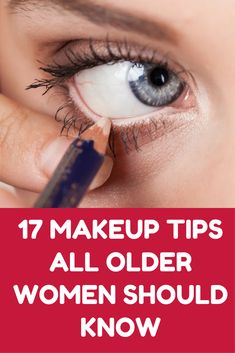 Make up and skin care is generally regarded as women's forte. Men seldom indulge in 'Make up and skin care'. Many men do care for their skin but make up is really alien to most men. Treating make up and skin care as different to Health And Beauty Tips, Beauty Make Up, Diy Beauty, Healthy Beauty, Beauty Skin, Makeup Tips For Older Women, Beauty Hacks For Teens, Older Woman Makeup, Makeup Dupes