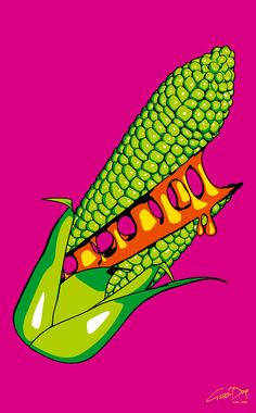 Corn Augarten Wien, Dog Pop Art, Bart Simpson, Green, Fictional Characters, Fantasy Characters