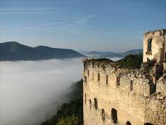 Lietava Castle  #Slovakia #castle