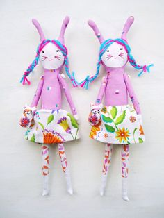 modflowers: twins
