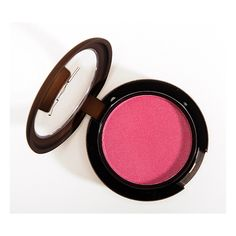 """MAC Hot Nights Blush MAC Hot Nights Blush ($23.00 for 0.21 oz.) is described as a """"mid-tone berry pink ."""" It's a bright, bold raspberry pink with a sati"""