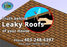 leaky roof repair
