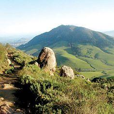 Bishop Peak - San Luis Obispo, CA. Nice hike although i didn't venture to the top