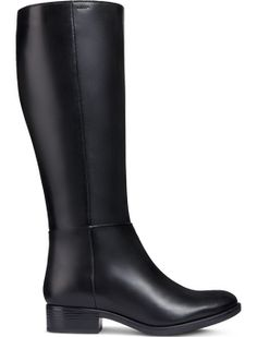 Discover the Fall Winter Geox Collection on our official site. FELICITY Woman Black Boots are now avaiable. Rubber Rain Boots, Riding Boots, Clothes, Shoes, Women, Fashion, Horse Riding Boots, Outfits, Moda