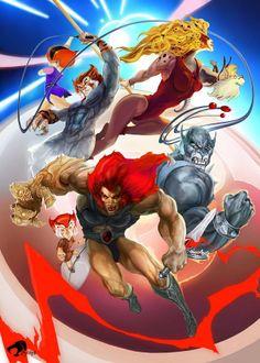 Thundercats: ThunderCats