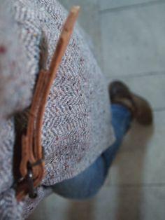 parizankounavikend: Z deky... kabát