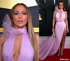 Grammy 2017: Jennifer Lopez - Fashionismo