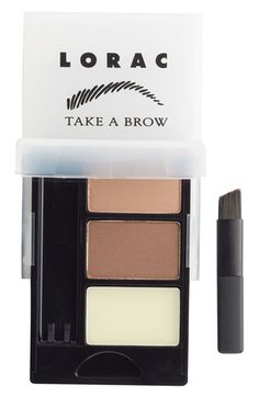 """LORAC 'Take a Brow' Kit """"Blonde"""" available at #Nordstrom"""