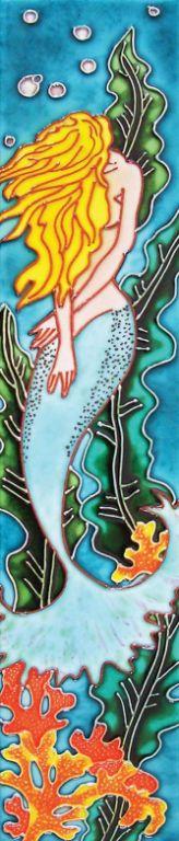 Blond Mermaid